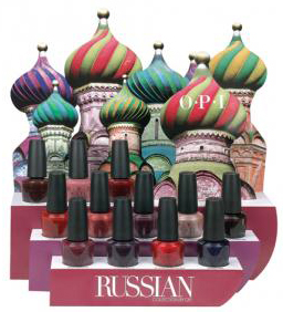 Russian Collection by OPI