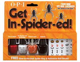 OPI Get In-Spider-ed! Halloween