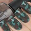 Camo Nails Design