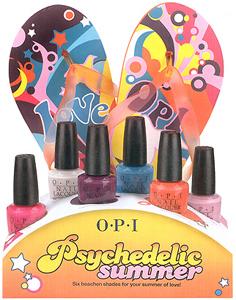 OPI Psychadelic Summer 2007