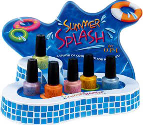 OPI Summer Splash 2004