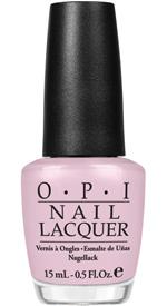 OPI Steady as She Rose nail polish