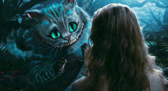 OPI Alice in Wonderland
