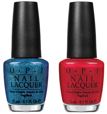 OPI Alice in Wondreland NL A56, NL A58