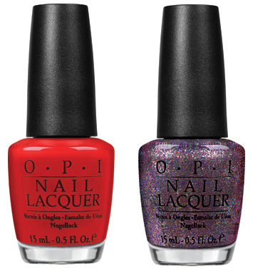 OPI Alice in Wonderland nail polish