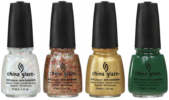 China Glaze Let It Snow 2011