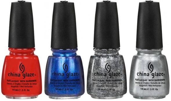 China Glaze Let It Snow 2011
