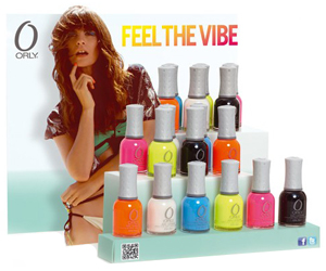 Orly Feel The Vibe Summer 2012