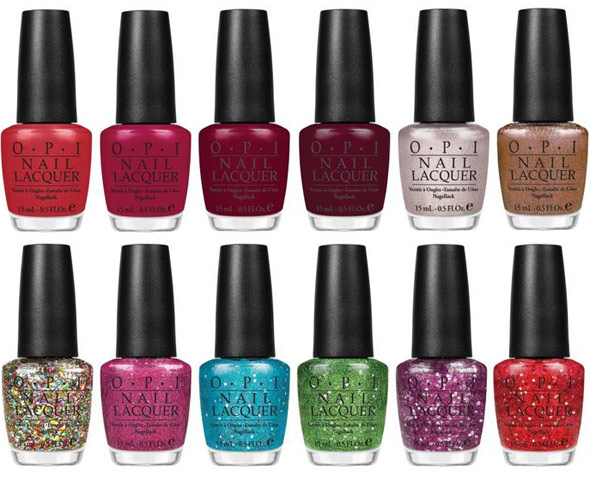 OPI The Muppets Holiday 2011 collection