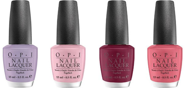 OPI South Beach Nail Polish