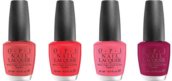 OPI South Beach Nail Polish 2009