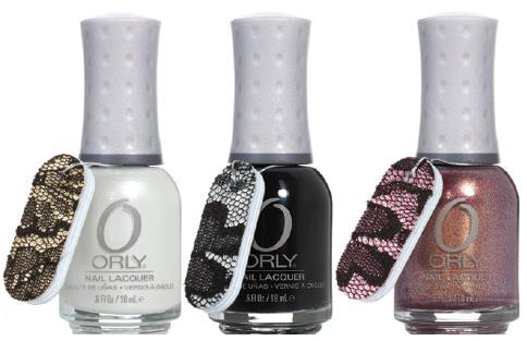 Orly Holiday Soiree polishes