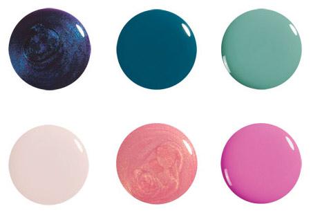 palette of Orly's Precious