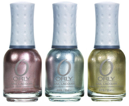 Orly Foil FX collection metallics