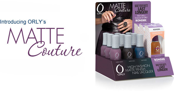 Orly Matte Couture Polish