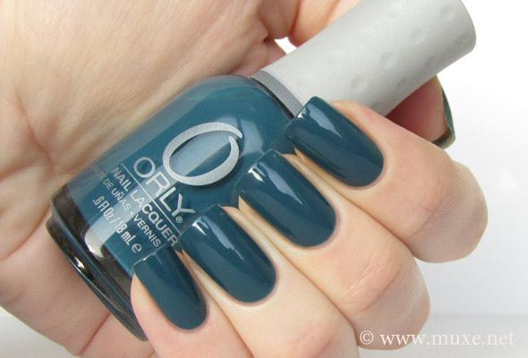 Orly Sapphire Silk 40747 swatch