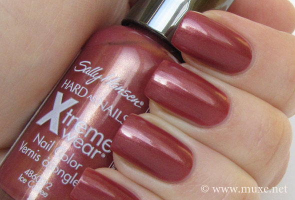 Sally Hansen Ice Coffee swatch