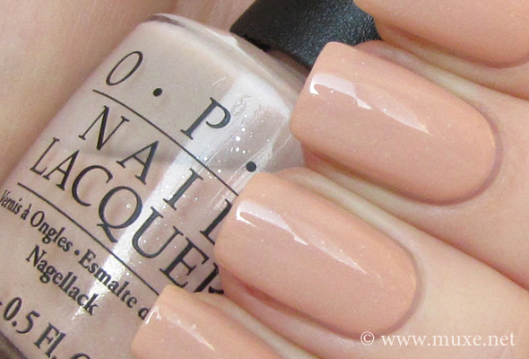 OPI NL A51 Canberra't Without You