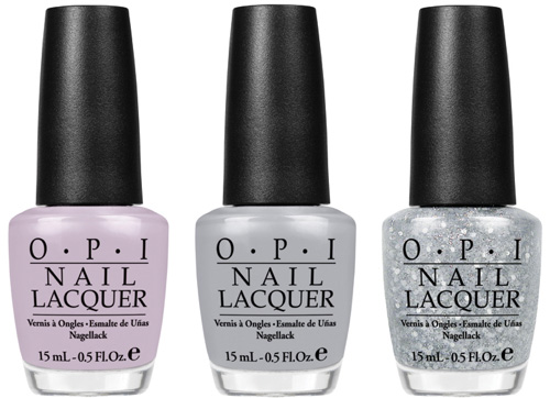 OPI New York City Ballet colors