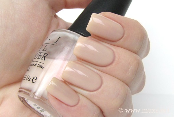 OPI No Bees Please NL H21