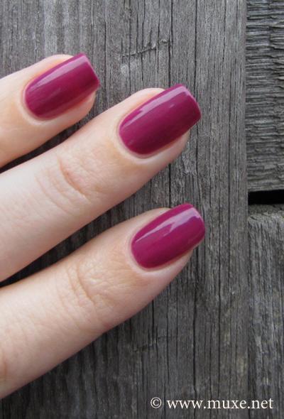 Rimmel Purple Pulse nail polish