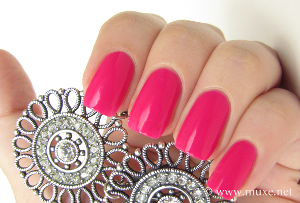 Scented nail polish Color Club