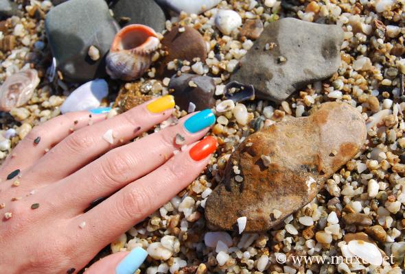 Nail design for summer