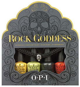 OPI Rock Goddess Halloween 2013