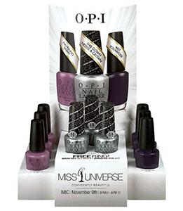 OPI Miss Universe 2013