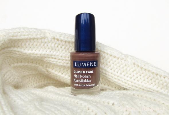 Lumene Rainy Streets nail polish