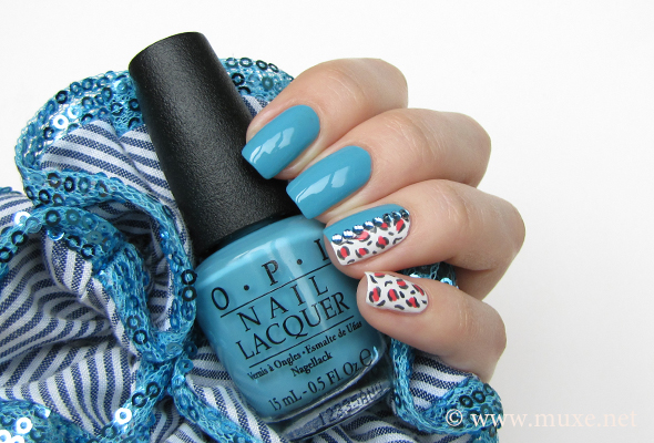OPI Can't Find My Czechbook NL E75
