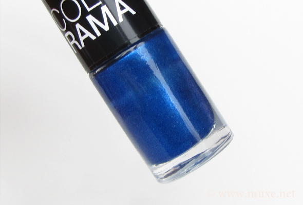 Maybelline Colorama 80 blue