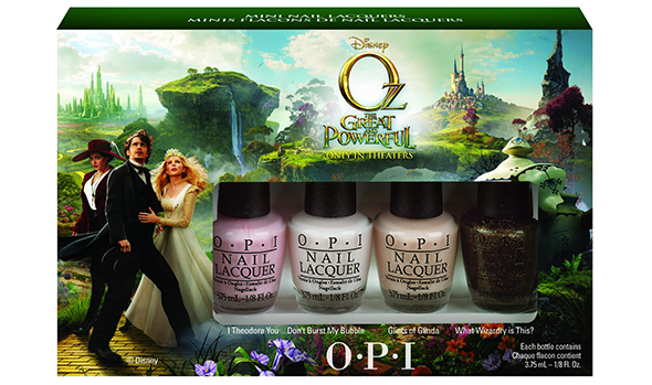 OPI mini set Oz The Great and Powerful