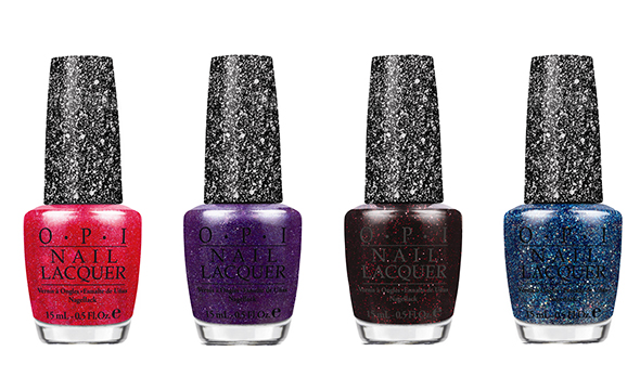 Mariah Carey for OPI liquid sand polish