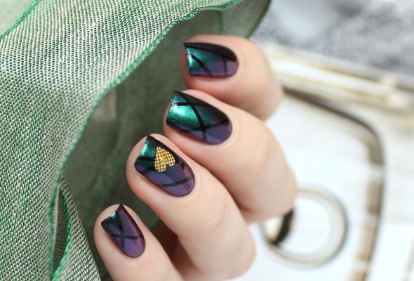 Starrily multi chrome polish
