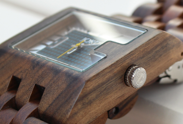 Unisex wooden watches