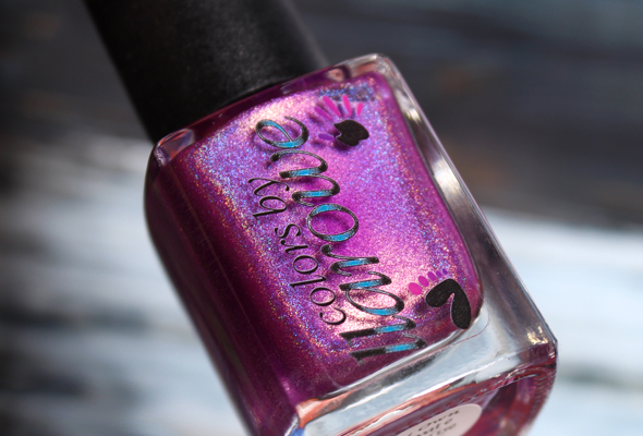 Colors by Llarowe pink holo