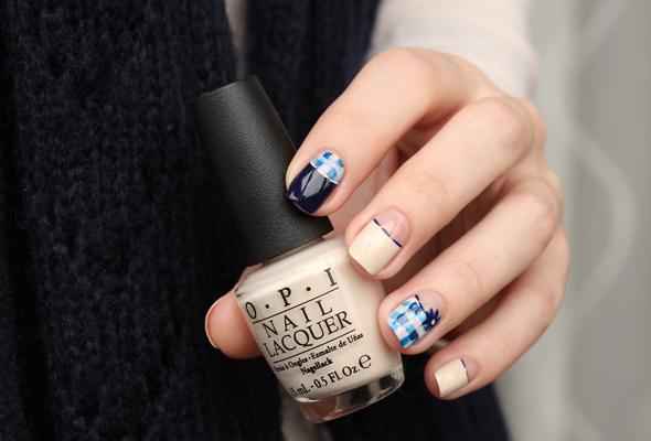skittlette nail design