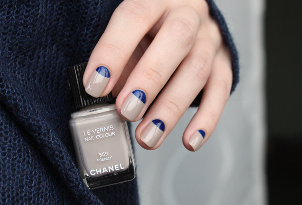 Chanel Frenzy nail polish