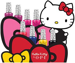 OPI Hello Kitty 2016