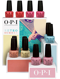 OPI Retro Summer 2016
