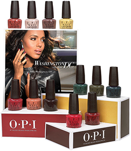 OPI Washington DC Fall/Winter