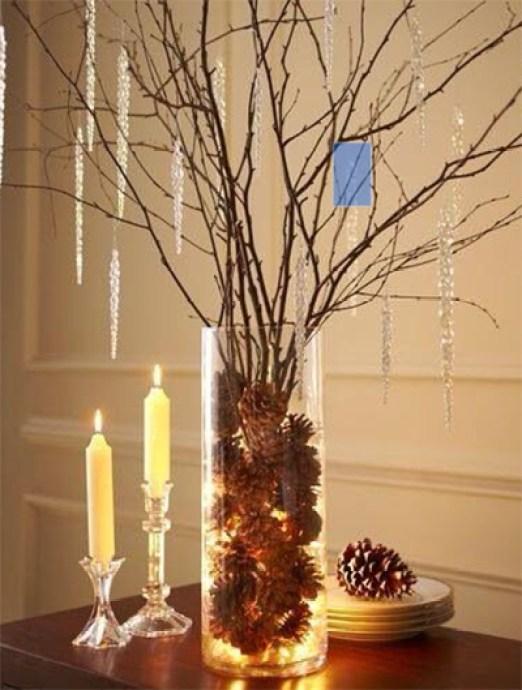 Decoracion Jarrones Para Navidad ~ C?mo decorar jarrones para Navidad  Decoraci?n de Navidad