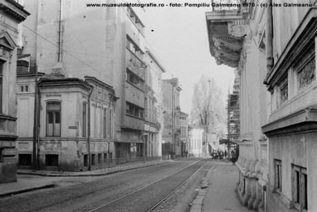 Sf. Vineri la intersectia cu Stelea Spatarul in 1970