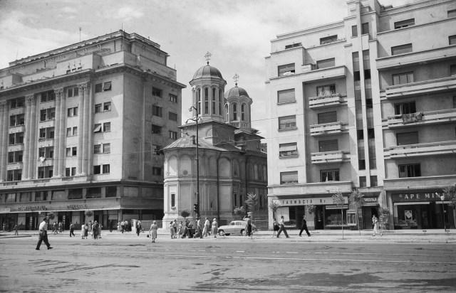 Blocul Dunarea, Biserica Enei