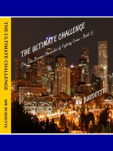 The Ultimate Challenge - Font Cover