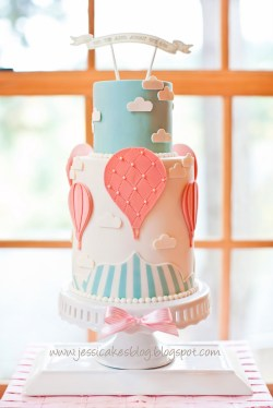 State Elephants Girl Baby Shower Cakes One Tier Hot Air Balloon Baby Shower Cake Hot Air Balloon Girl Baby Shower Cake My Practical Baby Shower Guide Girl Baby Shower Cakes