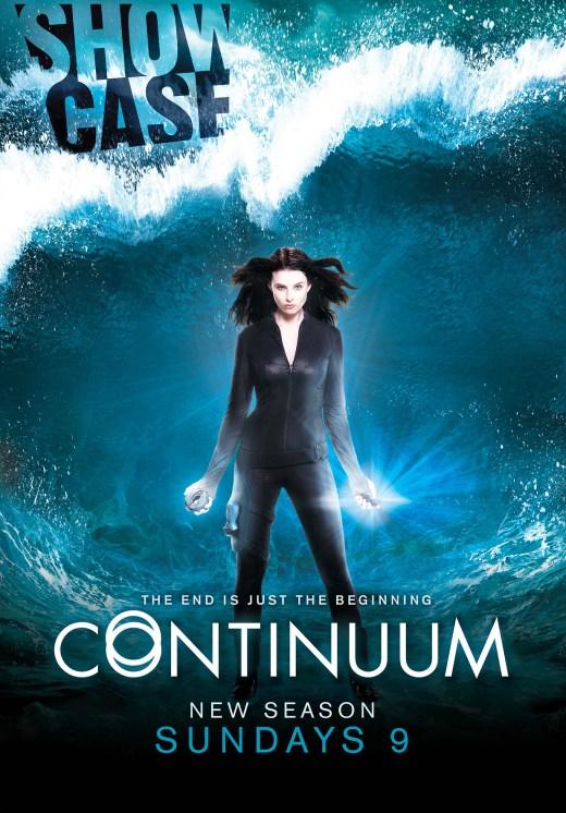 Agent Random - Continuum