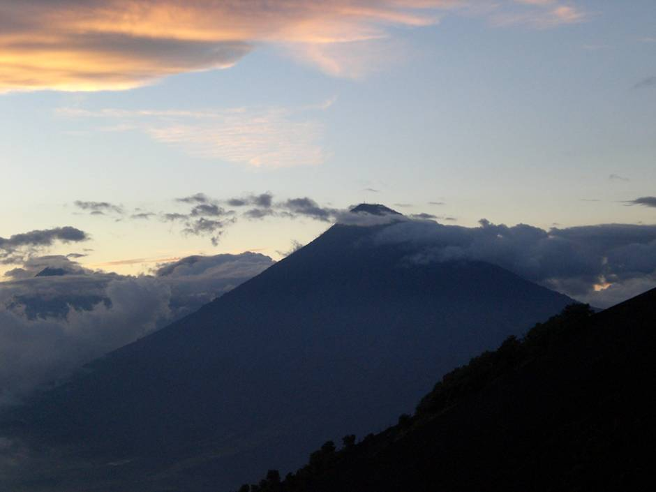 Things to do in Antigua: hiking volcanoes