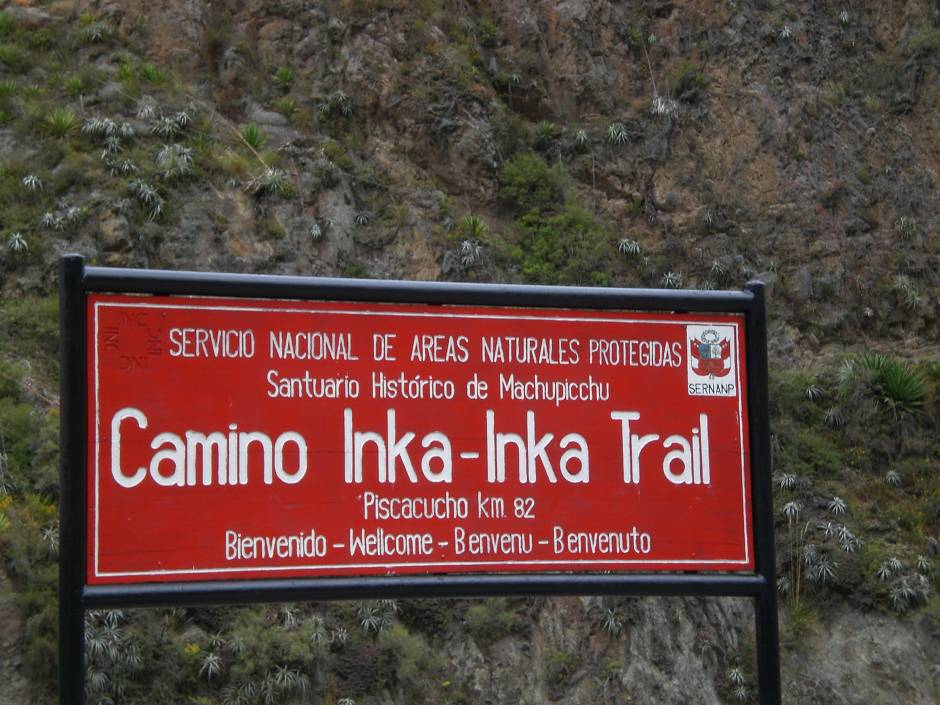 Top things to do in Peru: hike the Camino Inka-Inka Trail